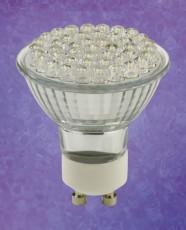 Лампа светодиодная GU10 220В 1.8Вт 3200K 357030