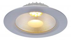 Встраиваемый светильник Uovo A2415PL-1WH