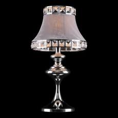 Настольная лампа декоративная 3271/1T хром/серебряный