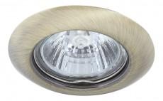 Комплект из 3 встраиваемых светильников Praktisch A1203PL-3AB