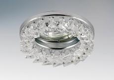 Встраиваемый светильник Tenera cr chrome 031104