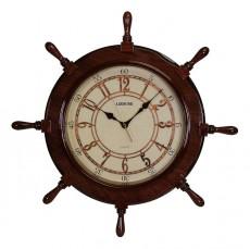 Настенные часы (66 см) Штурвал 8069