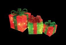 Композиция световая (29х60 см) Подарок 26915