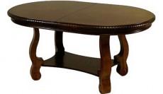 Стол обеденный 3645ТL дуб темный