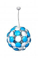 Подвесной светильник 3029/6S Blue/White