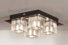 Накладной светильник Notte-di-Luna LSF-1307-04