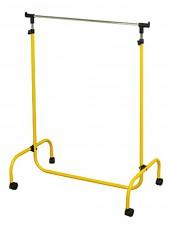 Вешалка напольная A1911Y желтый/хром