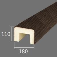 Архитектурный брус Cosca, 180x110x2000, африканский палисандр