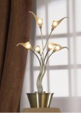 Настольная лампа декоративная Roncobello LSA-0464-06