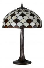 Настольная лампа декоративная 707 707/1-multi