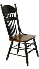 Набор стульев Кантри 4766 дуб/орех темный (5 шт.)