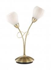 Настольная лампа декоративная Dovera 2470/2T