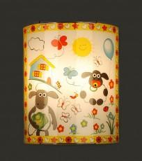 Накладной светильник Барашки CL922016