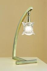 Настольная лампа декоративная Rosa del desierto 0384