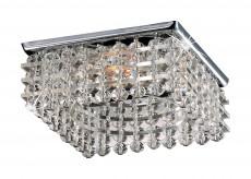 Встраиваемый светильник Pearl Quadro 369447