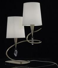 Настольная лампа декоративная Mara 1631