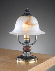Настольная лампа декоративная 2701-P