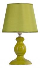 Настольная лампа декоративная 33957 Green