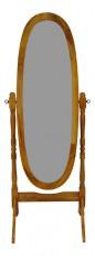 Зеркало напольное 2102 дуб