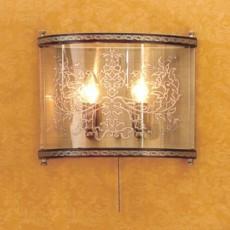 Накладной светильник Версаль Венге 408323R
