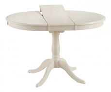 Стол обеденный 3675CP сливочно-белый