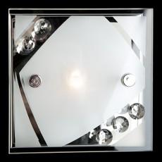 Накладной светильник 7287/1 хром