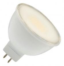 Лампа светодиодная GU5.3 230В 6Вт 4000K LB-96 25473