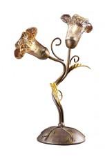 Настольная лампа декоративная Aura 1814/2T