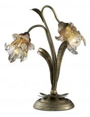 Настольная лампа декоративная Berto 2126/2T
