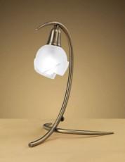 Настольная лампа декоративная Bali Cuero 1226