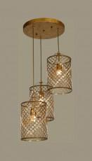 Подвесной светильник Casablanca 1026-3P1