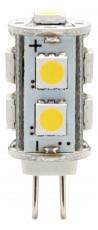 Лампа светодиодная G4 12В 2Вт 2700K LB-402 25208