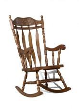 Кресло-качалка 4768 дуб