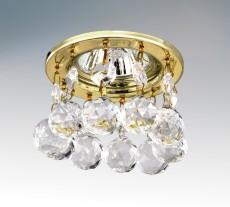 Встраиваемый светильник Pallo Gold 001012