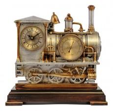 Настольные часы (28х28 см) Транспорт OMT 948