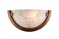 Накладной светильник Barocco Wood 034