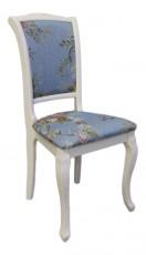 Набор стульев 4788СК сливочно-белый/голубой (2 шт.)