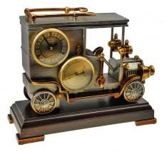 Настольные часы (28х22.5 см) Транспорт OMT 949