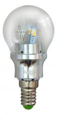 Лампа светодиодная E14 230В 4.5Вт 4000K LB-40 25421