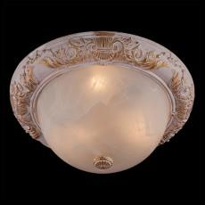 Накладной светильник 7171/4 белый с золотом