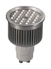 Лампа светодиодная GU10 220В 5Вт 3000K 357103