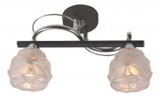 Накладной светильник 218/2PF-Blackchrome