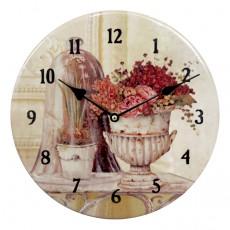 Настенные часы (30 см) Натюрморт H6011