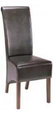 Набор стульев 2549CH шоколад (2 шт.)