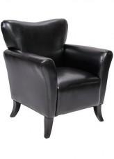 Кресло 2545BL черное