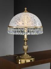 Настольная лампа декоративная 6300-GP