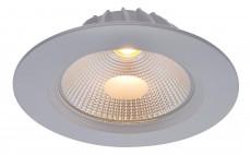 Встраиваемый светильник Uovo A2410PL-1WH