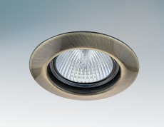 Встраиваемый светильник Teso 011071