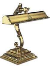 Настольная лампа декоративная 1000-2P-ORO