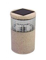 Наземный низкий светильник PL503 06093